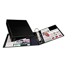AVE79982 - Heavy-Duty Vinyl EZD Ring Reference Binder