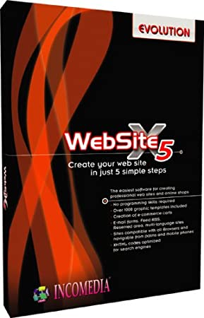 WebSite X5 Evolution (PC)