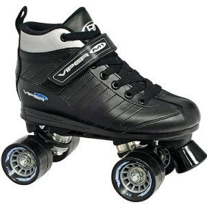 Roller Derby Viper Mens Speed Quad Skates - UK8