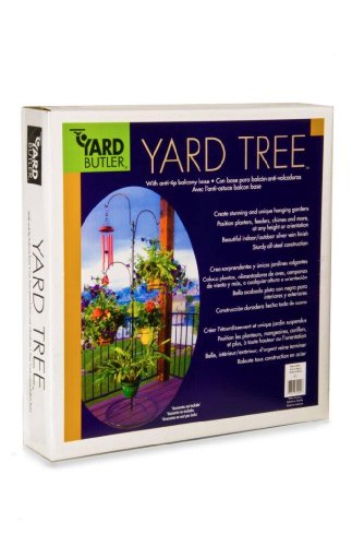 Amazoncom  Yard Butler Yard Tree All Steel Indoor