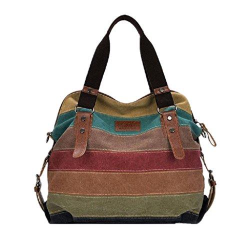 25% Off Women'S Handbags Shoulder Bag Canvas Shoulder Everyday Common 25% di Sconto Borse delle donne spalla borsa di tela spalla quotidiana comune