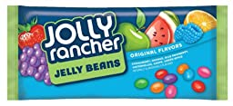 JOLLY RANCHER Jelly Beans (14-Ounce Bags, Pack of 12)