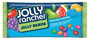 Jolly Rancher Jelly Beans, 14-Ounce Bags (Pack of 12)