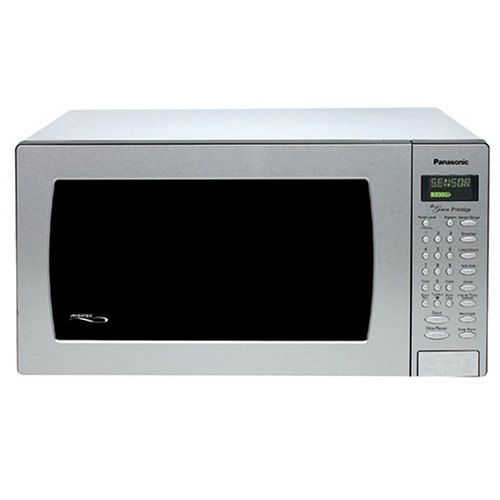 Panasonic NN-P794SF Genius Prestige 1-3/5-Cubic-Foot 1250-Watt Microwave Oven, Stainless Steel