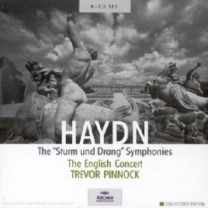 "Haydn : Les symphonies ""Sturm und Drang"" (Coffret 6CD)"