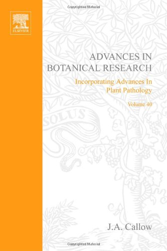 Advances in Botanical Research, Vol. 40
