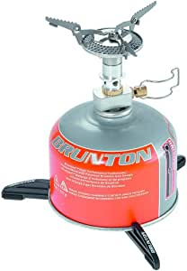 Brunton CRUX Compact Foldable Canister Stove