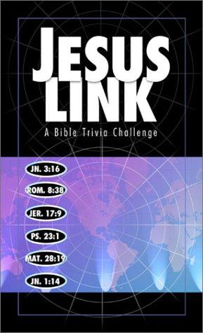 Jesus Link: A Bible Trivia Challenge, Caughey,Ellen