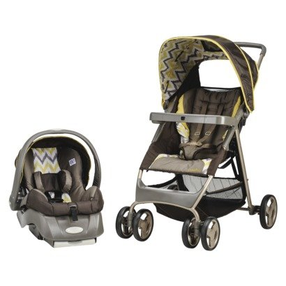 Evenflo FlexLite Travel System - Santa Fe Sunset