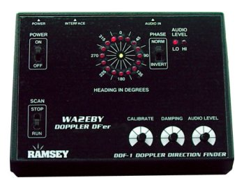 Ramsey DDF1WT Doppler Direction Finder  Assembled