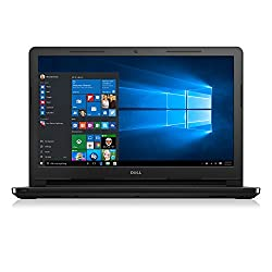 Dell Inspiron 3552 15.6-inch Notebook Intel Celeron N3050/4GB/500GB/DOS (Black)