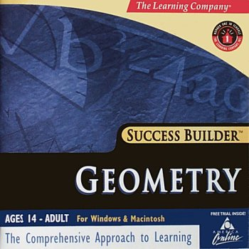 Success Builder: Geometry (Jewel Case)