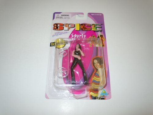 Spice Girl Figure, Sporty by Toymax