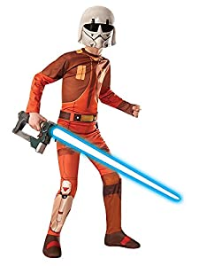 Rubies Star Wars Rebels Ezra Costume
