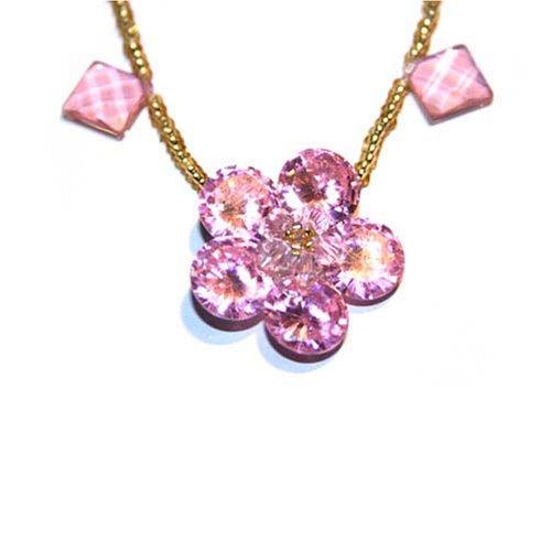 金象珠宝 晶石项链 都市丽人系列