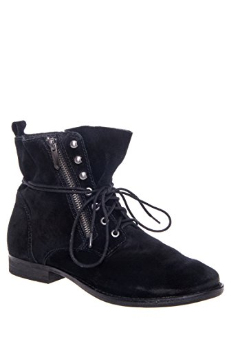 Mackay Lace-Up Mid Calf Boot