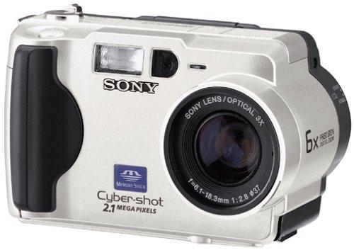 Sony Cybershot DSC-S50