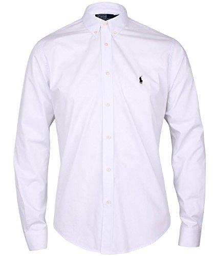 Ralph Lauren -  Camicia da cerimonia  - Classico  - Maniche lunghe  - Uomo bianco M