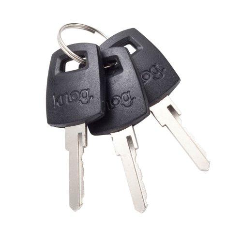 Knog milkman cable lock black hardware locks locksmithing for 007 door locks
