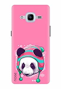Noise Designer Printed Case / Cover for Samsung Galaxy J2 Pro - 6 (New 2016 Edition) / Comics & Cartoons / The Animal Panda