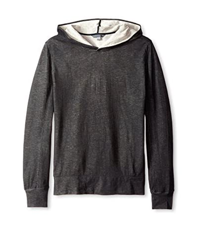 John Varvatos Collection Men's Long Sleeve Knit Hoodie