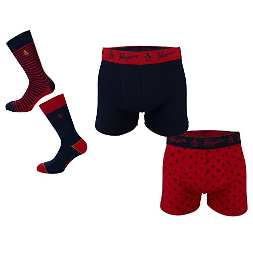 original-penguin-mens-socks-boxer-short-gift-set-in-navy-red-s
