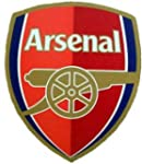ARSENAL Football Club UFFICIALE CREST...