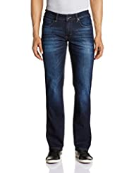 Wrangler Men's Straight Fit Jeans