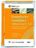 Evangelisches Gesangbuch elektronisch, Version 3.1: CD-ROM in Super-Jewel-Case