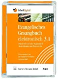 Software - Evangelisches Gesangbuch elektronisch, Version 3.1: CD-ROM in Super-Jewel-Case