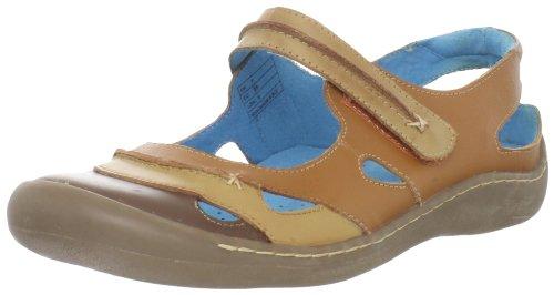 Groundhog Womens Slingback Sandal Orange