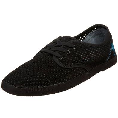 OTBT Women's Moorpark Sneaker,Black,8 M US