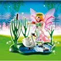 Playmobil Pink Egg - Fairy with Swan Pond