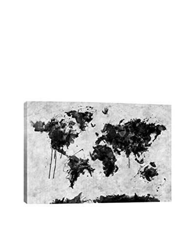 Diego Tirigall Wild World Tirigall Gallery Wrapped Canvas Print