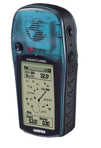 Garmin eTrex Venture Waterproof Hiking GPS