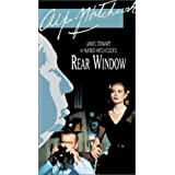 Rear Window [VHS] ~ James Stewart