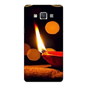 Delighted Positive Enlight Back Case Cover for Galaxy Grand Max