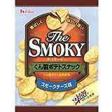 ハウス ザ・スモーキー スモークチーズ味 53g×12袋