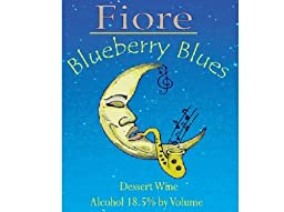 NV Fiore Winery Blueberry Blues 375 mL