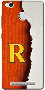 Redmi 3s Prime Back Cover -(Fashionury)