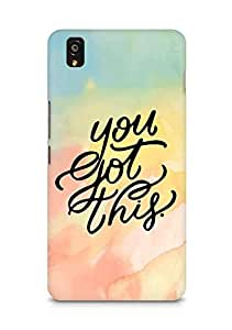 AMEZ you got this Back Cover For OnePlus X