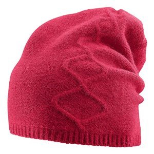 Salomon berretto Beanie Fall, Lotus rosa, Uni, L37580100
