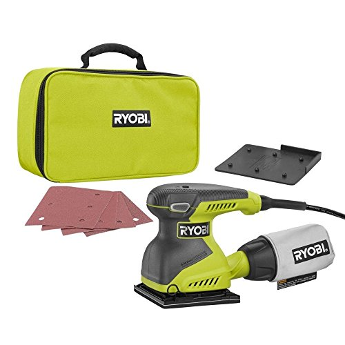 Ryobi-ZRS652DGK-2-Amp-14-in-Sheet-Pad-Sander-Certified-Refurbished