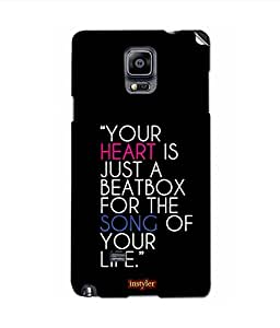 STICKER FOR SAMSUNG S7 EDGE BY instyler