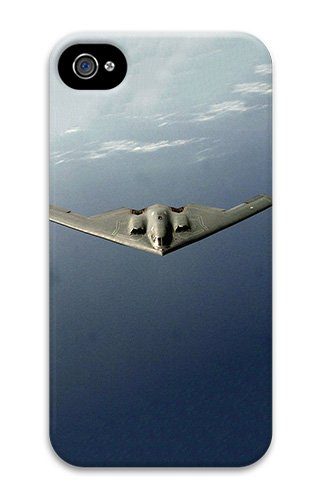 Imartcase Iphone 4S Case, B2 Spirit Us Air Force Pc Hard Plastic Case For Apple Iphone 4S And Iphone 4
