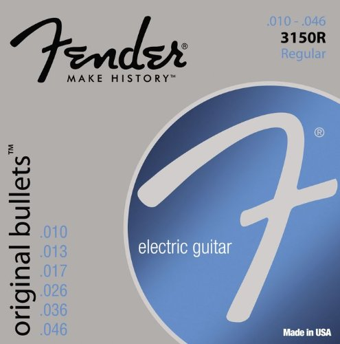 Fender Accessories 073-3150-406 Pure Nickel Electric