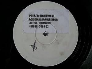 "Amazon.com: Pulser: PULSER Lightwave 12"" white label: Music"