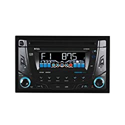 See Boss Audio 870DBI - Bluetooth Enabled Double-DIN MP3/CD AM/FM Receiver USB/SD Details