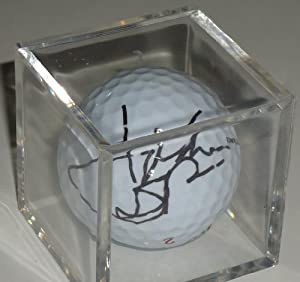 Jordan Spieth signed PGA Golf ball - Masters - British Open -Comes with a Certificate... by ezgraphs