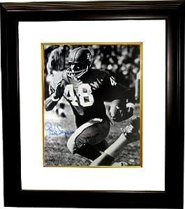 Gale Sayers signed Kansas Jayhawks 16x20 Photo Custom Framed by Athlon+Sports+Collectibles